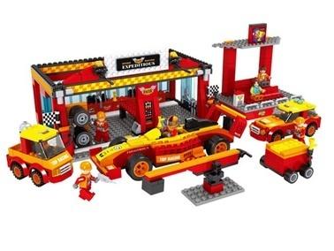 AUSİNİ LEGO Yapı Oyuncakları Renkli